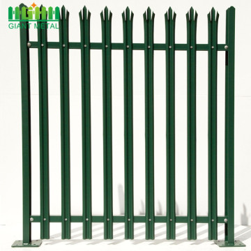 Easily+Assembled+W+section+Palisade+Fence+with+Decoration