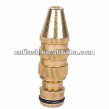 "Garden 2""Brass Power Nozzle (hose nozzle.water nozzle)"