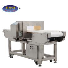 Hot sale!! Food profession conveyor Metal Detector machine ship to Lithuania