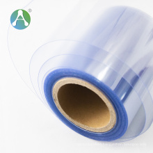 Clear rigid 0.35mm thickness pvc rolls for thermoforming