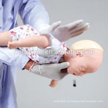 Manequim infantil avançado para treinamento de CPR da ISO