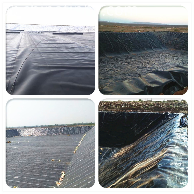 HDPE pond liner in 40mils thickness