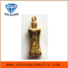 Fashion Gold Plated Stainless Steel Necklace Pendants