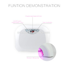 2015 hot sell portable uv gel nail curing lamp light dryer UV curing lamp for Mobile touch screen