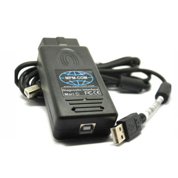 MPM COM código escáner Scanner OBD2 interfaz para Toyota