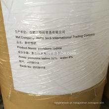 Melhor Preço e Qualidade CAS: 25655-41-8 PVP-Iodo / Povidona iodo