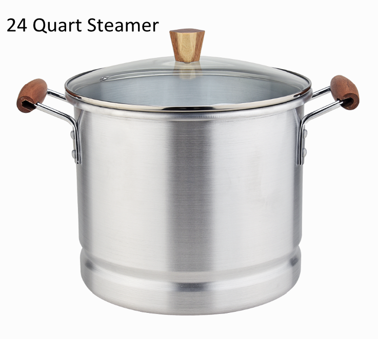 24 Quart Steamer