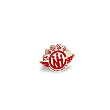 Pin отворотом эмали, неправильная форма Бейджа (GZHY-ЛП-022)