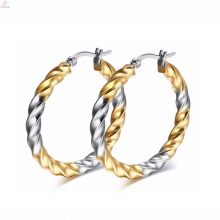 Fashionable Metal Stainless Steel Material For Earring Designs Making