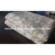 Woven Woolen 100%Cashmere Blanket (NMQ-CWB002)
