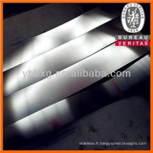 Bande en acier inoxydable 316L avec de bonne qualité (cercle d'acier inoxydable 316L)