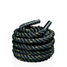 High Quality Fitness Polyester Battle Rope for Exercise