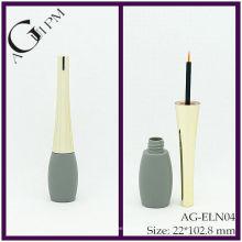 En plastique spécial forme Eyeliner Tube/Eyeliner conteneur AG-ELN04, AGPM empaquetage cosmétique, couleurs/Logo personnalisé
