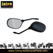 De alta calidad de motocicleta retrovisor 10 mm se ajusta a YAMAHA Ybr125