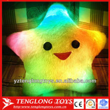 2014 new type night bright light pillows in different designs
