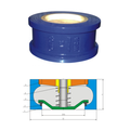 Wafer Ceramic Check valve