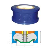 Wafer Válvula de retención de cerámica