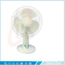 16 '' tabela solar / recarregável / ventilador DC (USDC-448) com CE, RoHS