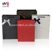fine design high quality paper gift bag