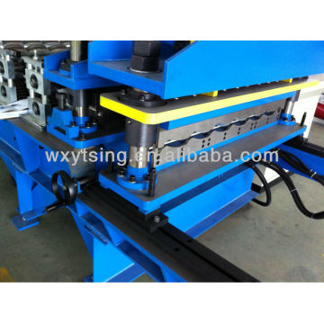 YTSING-YD-0417 Passou CE e Autenticação ISO Telha Vitrificada Aço Rolling Machine