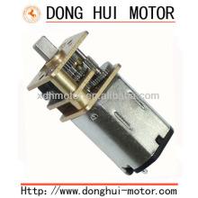 Mini moteur à engrenages électrique 12mm 12V, 5V, 2.4V pour serrure électronique