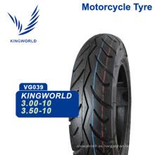 Neumático de motocicleta ciclomotor 6pr 100 / 90-10