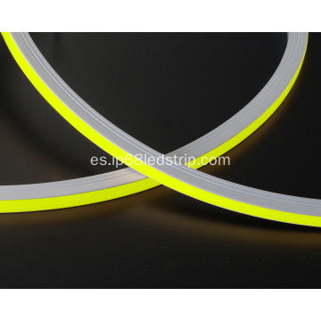 Evenstrip IP68 Dotless 1416 RGB Bend Top Llevó la luz de tira