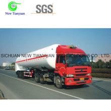 Propylene Liquefied Gas Transportation Semi-Trailer