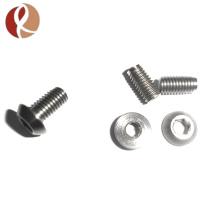 Титановый крепеж: болт, винт , гайка, шайба и штанга резьбы от м 1 до М24 для gr2 и gr5
