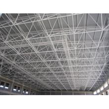Toit de grande taille de piscine avec la structure de cadre d'espace