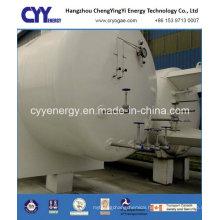 Welded Steel Low Pressure LPG Gas Tank