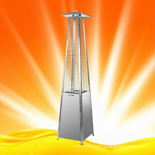 Real Flame Pyramid Patio Heater with CE H1501