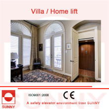 Safe Operation Villa Elevator with Effective and Energy-Saving Host, Sn-EV-044