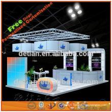 Présentoir portatif et modulaire d'exposition de stands avec la table se pliante de Chine de Changhaï