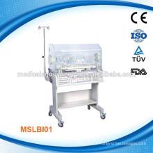 MSLBI01W Premature Hospital Baby Incubator à vendre avec affichage à LED