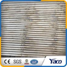2016 novo tipo de aço inoxidável 316l automática auto limpeza filtro cunha