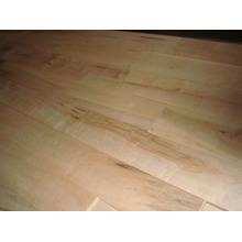 Technologie allemande Le plus bon stock Maple Engineered Flooring