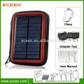2016 Plus récent 1.35W 2000mah cadeau Chargeur solaire avec prix bon marché
