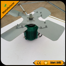 water cooling tower Alloy / galvanized steel / ABS cooling tower fan blade