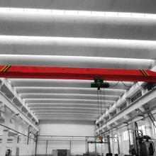 Ponts roulants aériens à faisceau unique 5 tonnes avec palan