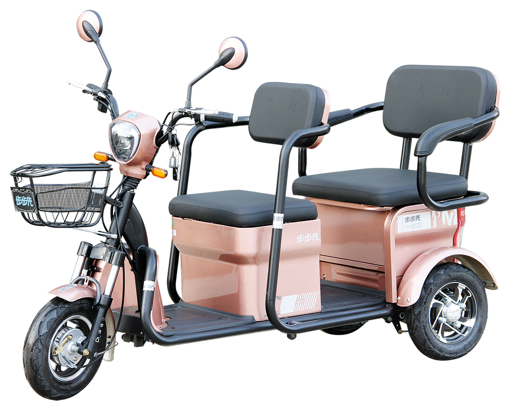 Electric Tricycle for Elderly