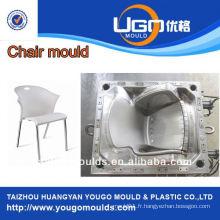 Profession usine de moules en plastique pour le nouveau design ménagère chaise chaise moule en plastique à taizhou Chine