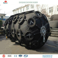 Marine Rubber Bumpers/Rubber Boat Fenders for Wharf Installation