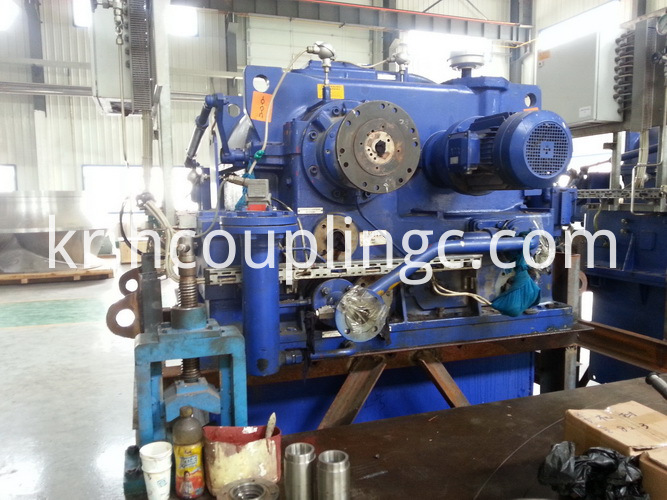 Voith Coupling Maintenance