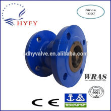 PN10/PN16 cast iron silent check valve