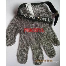 Перчатки рабочие перчатки из нержавеющей стали (HP-SSG01)