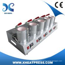 2015 Hottest 5IN1 Mug Printing Machine Mug Presses Lower Price Mug Sublimation MP150*5