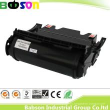 Tóner negro T640 / T642 compatible con la venta directa en la fábrica para Lexmark