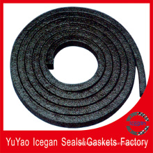 Reinforced PTFE Graphite Braided Packing
