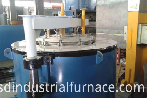 Pit Gas Carbonitriding Furnace